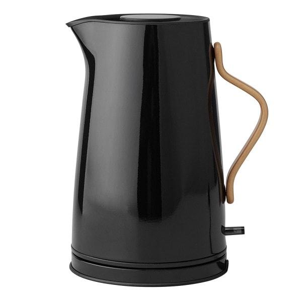Stelton Wasserkocher EMMA - schwarz 1.2 l
