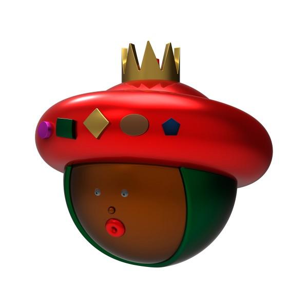 Alessi Weihnachtsbaumkugel BALDASSARRE