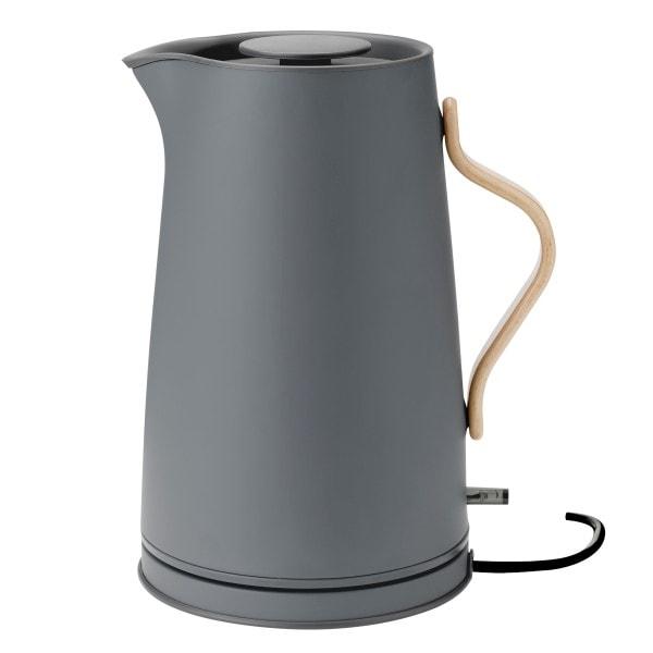 Stelton Wasserkocher EMMA 1.2 l, LE mattgrau