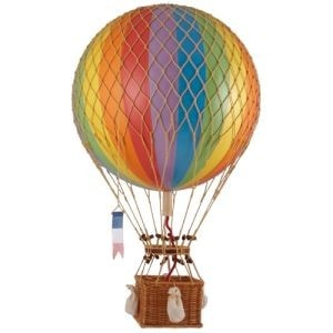 Authentic Models Modellballon Regenbogen 32 cm