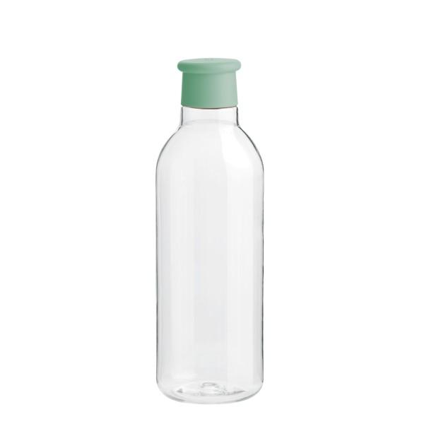 RIG-TIG Trinkflasche, transparent-dusty green