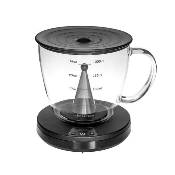Victor&Victoria Brüh-Kaffeefilter mit Zeituhr COFFEE TaC