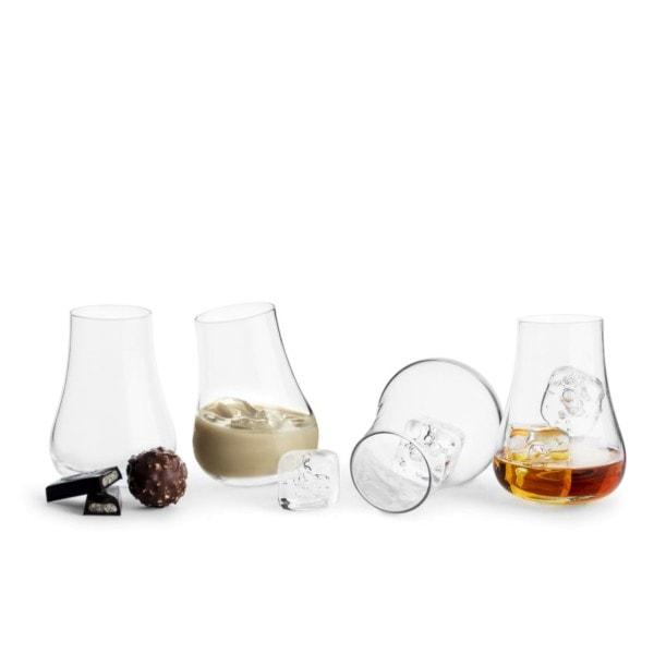 Sagaform Digestif-Glas 4er-Set
