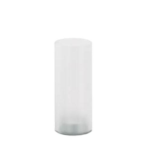 Blomus Ersatzglas für FARO (65054/ 55/ 59/ 72), satiniert 4erSet