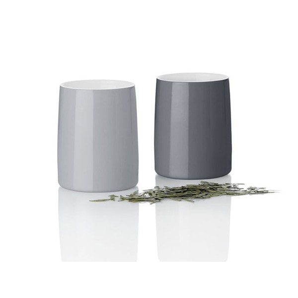 Stelton Thermobecher EMMA 200ml - 2er-Set, grau