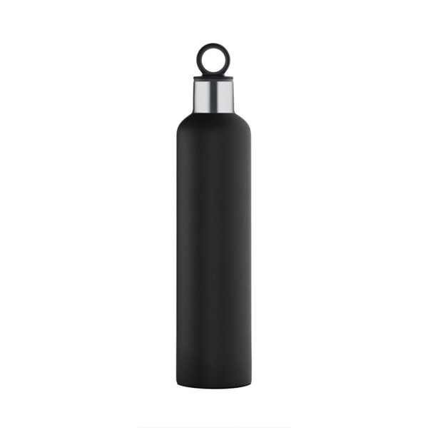 Blomus Thermosflasche anthrazit 2Go - 0.75 l