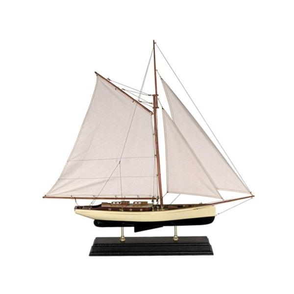 Authentic Models Classic Yacht 30er Jahre