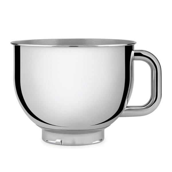 Smeg Zubehör Küchenmaschine, Edelstahlschüssel 4.8 l