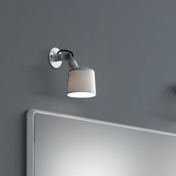 VIPP 524 Wandlampe Wandspot, weiß
