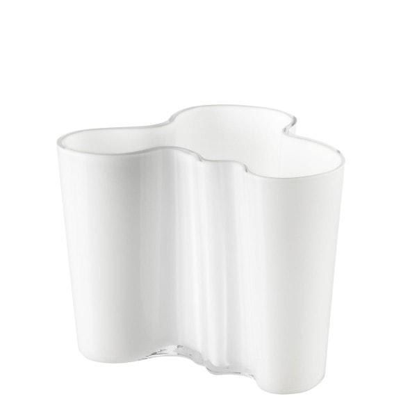 Iittala AALTO Vase opalweiß 12 cm