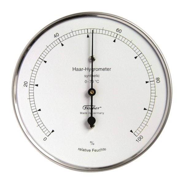 Fischer Haar-Hygrometer, Innenraum