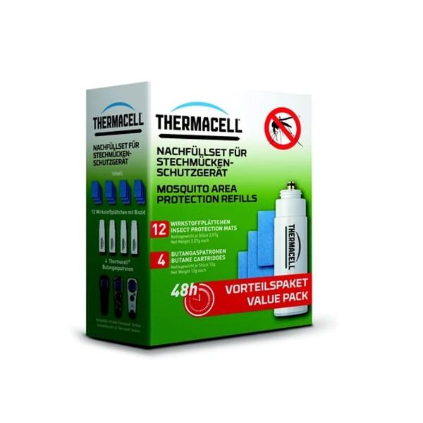 ThermaCell Mückenabwehr Nachfüllpack R-4