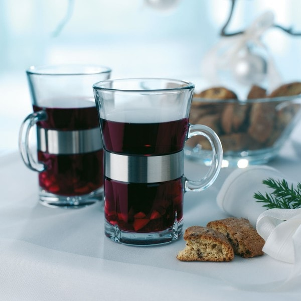 Rosendahl Thermo Gläser HOT DRINK - 2er Set