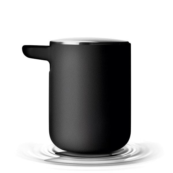 Menu Seife Pumpe, schwarz