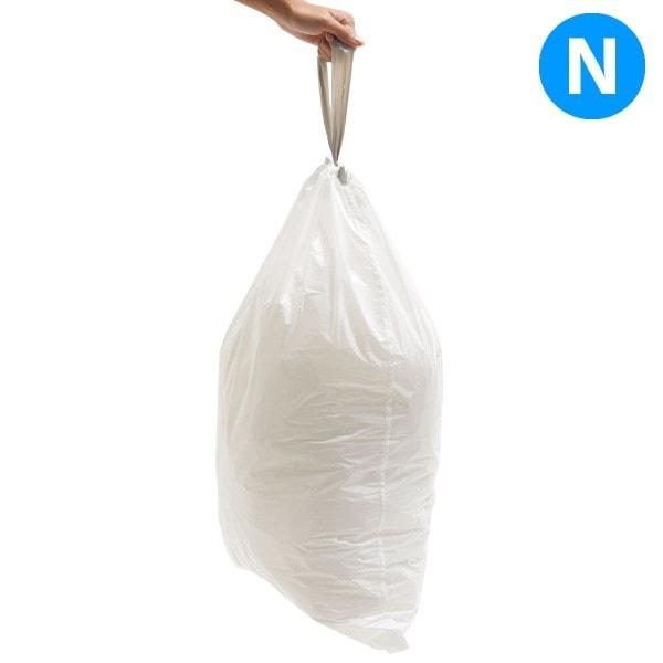 simplehuman 20 Abfallbeutel Müllbeutel N 45 l