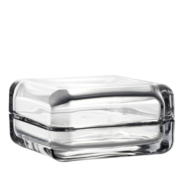 Iittala VITRIINI Glasbox 10.8 cm klar