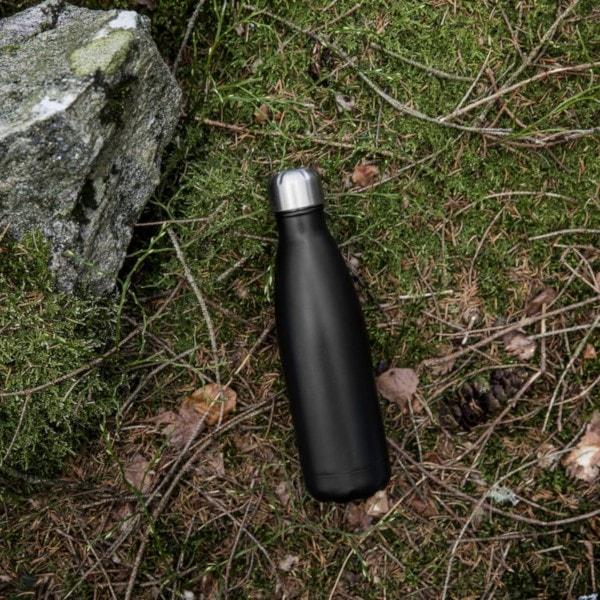 Sagaform Trinkflasche 0.5 l, schwarz