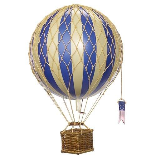 Authentic Models Modellballon 18 cm blau