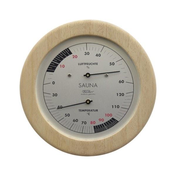 Fischer Sauna Thermohygrometer