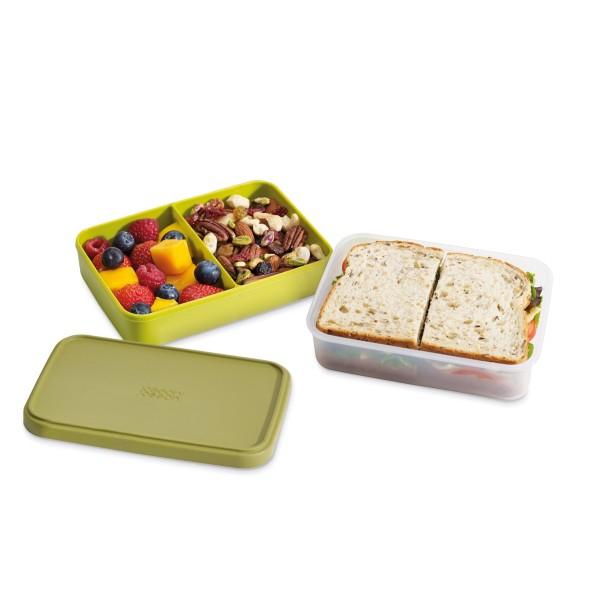 Joseph Joseph Platzsparende Lunchbox GoEat