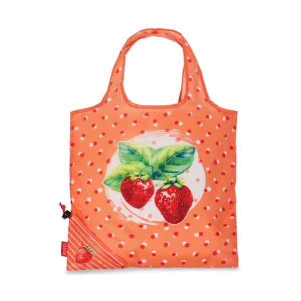 Fabrizio Einkaufsbeutel Erdbeere
