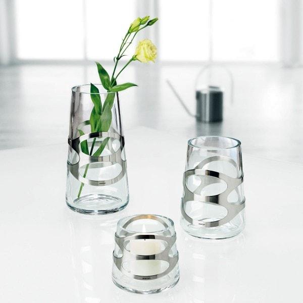 Stelton Vase EMBRACE 16.5 cm