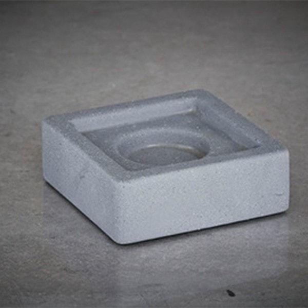 Cult Design Kerzenhalter Change Ruff 10 x 10 cm