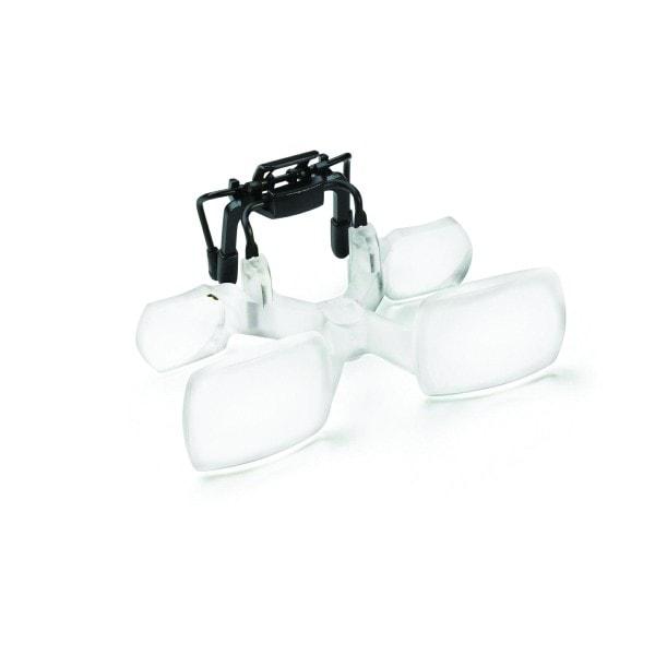 ESCHENBACH Lupe für Brille maxDETAIL Clip