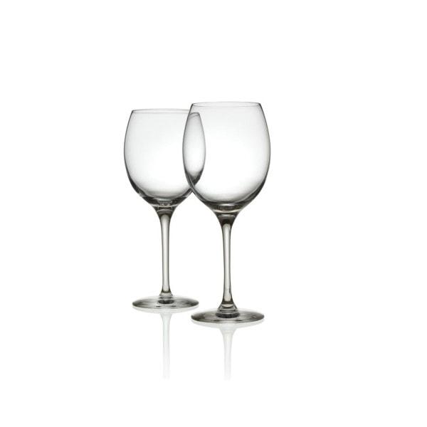 ALESSI Weißweinglas Mami XL 2er Set