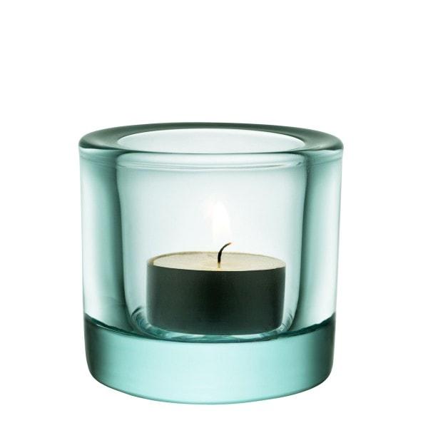 Iittala Teelichthalter KIVI wassergrün 6 cm