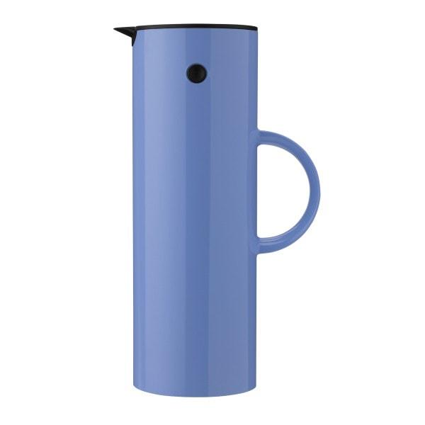 Stelton EM77 Isolierkanne 1l lupinblau