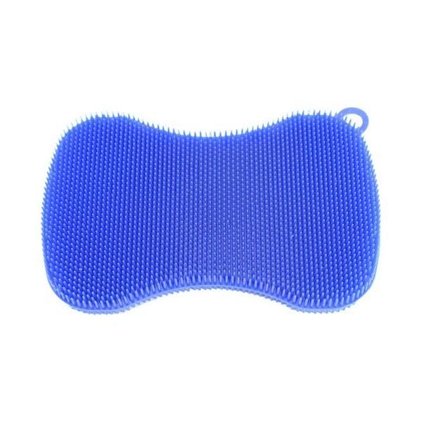 Silikonschwamm & Fusselbürste SWISCH, blau