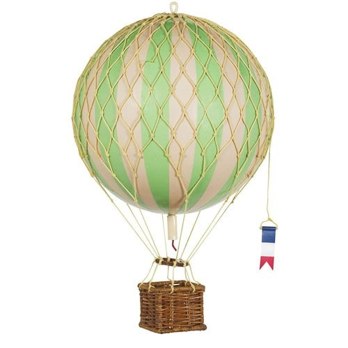 Authentic Models Modellballon 18 cm grün