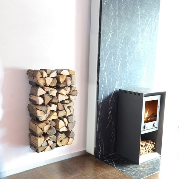 RADIUS Wooden Tree klein Wand schwarz