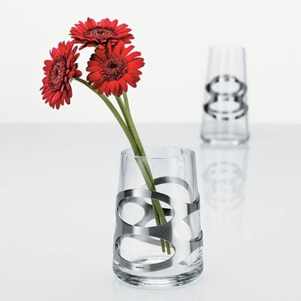Stelton Vase EMBRACE lavendel 16.5cm