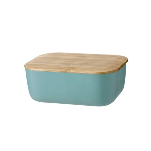 RIG-TIG BOX-IT Butterdose, dusty green