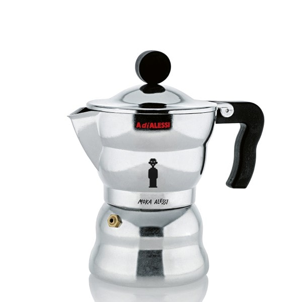 Alessi Espressomaschine MOKA ALESSI 3 Tassen